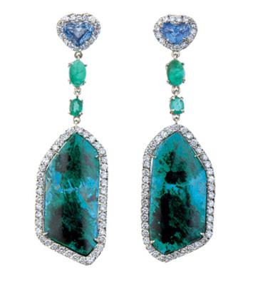 KMD earrings
