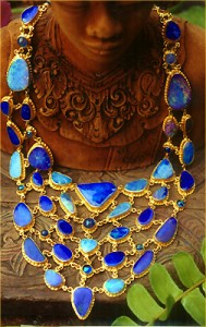 Opals can be hip i swear davis collection for Carolyn tyler jewelry collection