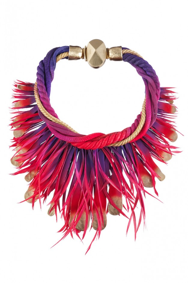 Fringe Necklace, Christian Dior