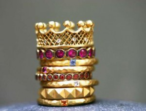 show cathy rings pin at engagement trunk waterman twist exclusive