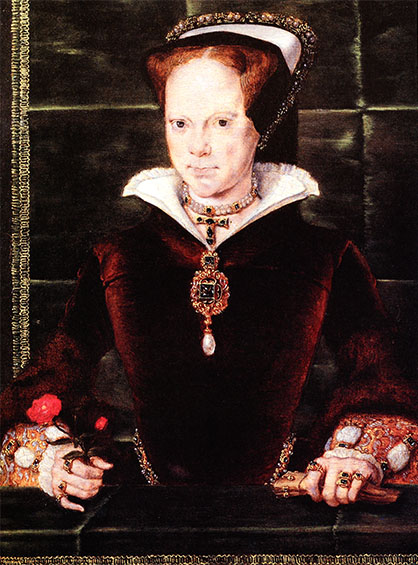 Queen Mary - peregrina